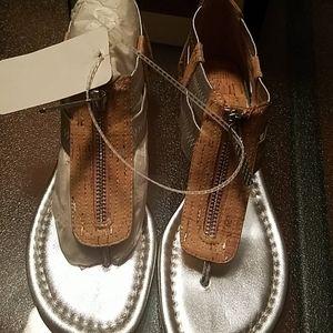 Donald J. Pliner Sandals size 5.5 NWT